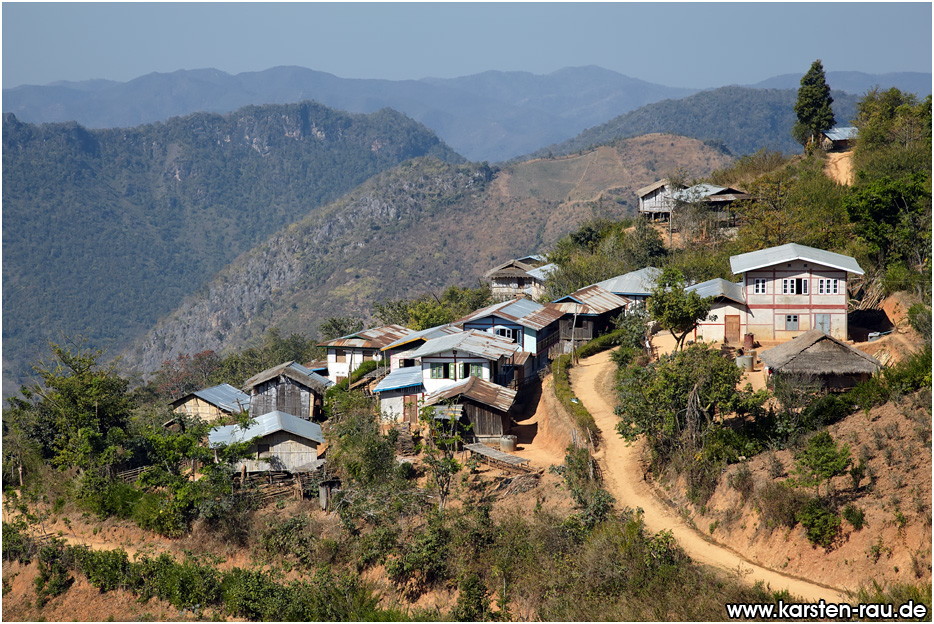 Kalaw Myanmar  City new picture : Mountain Village, Kalaw, Myanmar