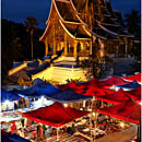 Haw Pha Bang, Night Market @ Luang Prabang, Laos